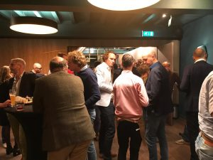 Masterclass borrel